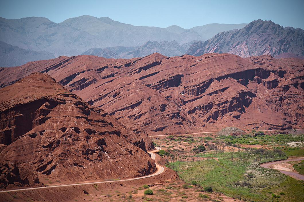 Roadtrip dans la Quebrada de las Conchas