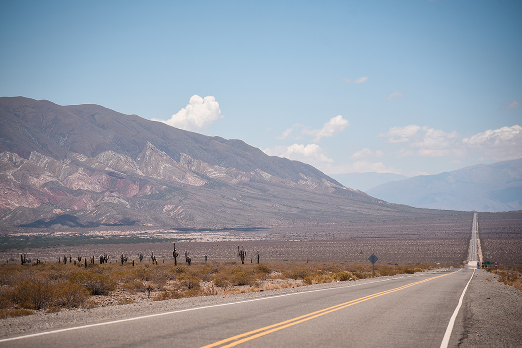 La route Tin-Tin