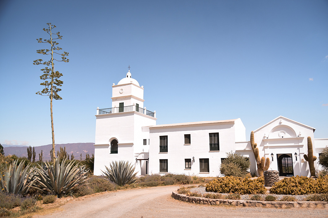 Hôtel à La Merced Del Alto