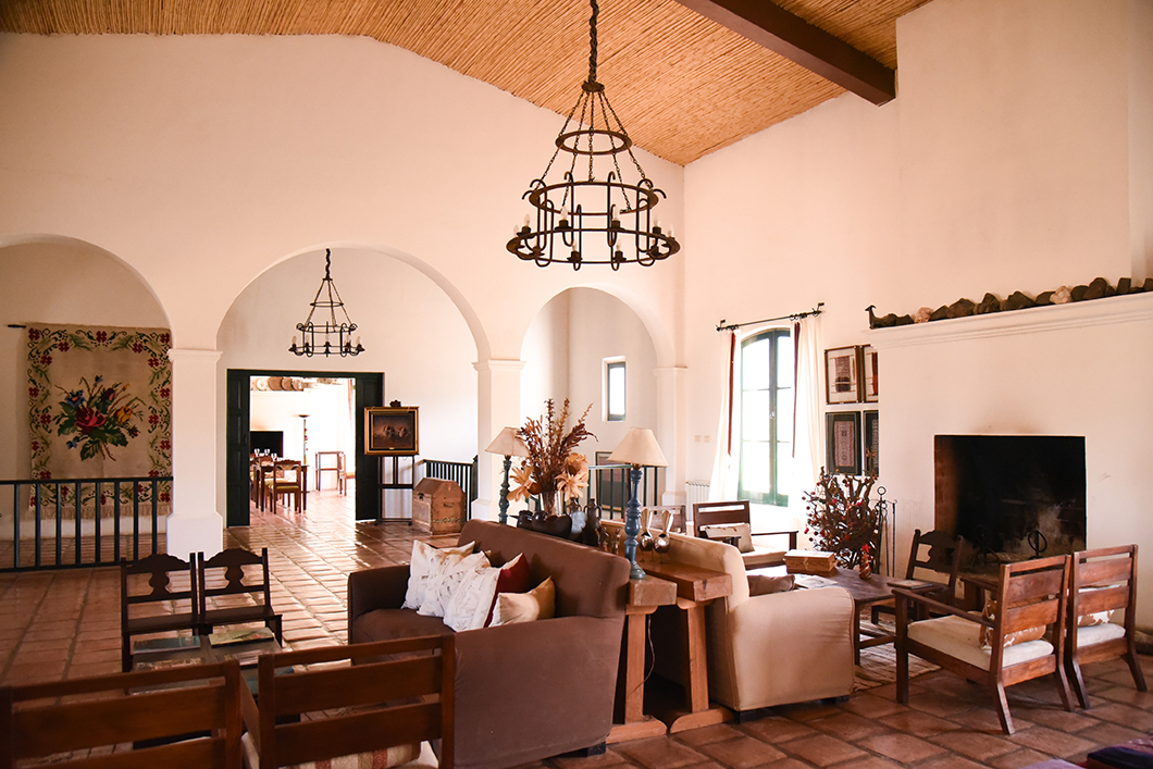 Où manger à Cachi ? Hôtel à La Merced Del Alto