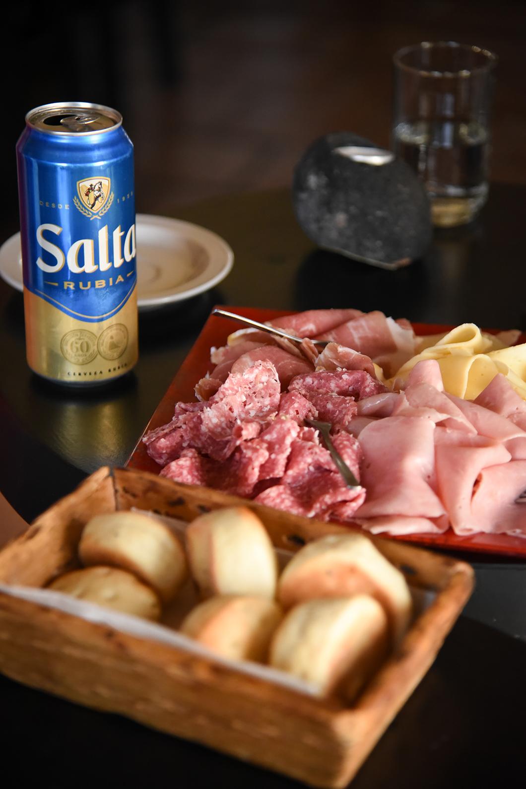 Manger à l'Hôtel à La Merced Del Alto