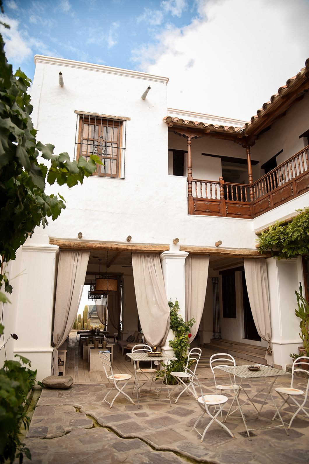 Où loger à Cachi ? El Cortijo Hotel Boutique