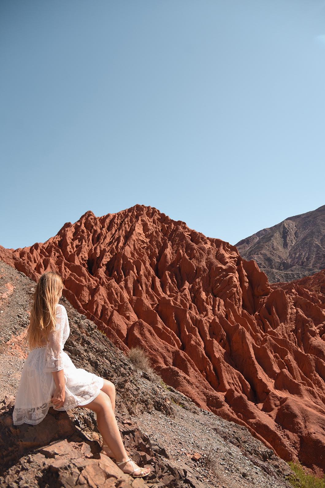 Visiter les environs de Salta - La colline aux 7 couleurs
