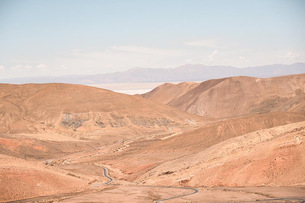 Visite des Salinas Grandes en Argentine