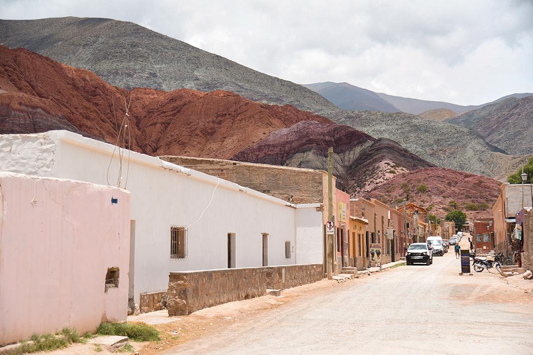 Visite de la ville de Purmamarca
