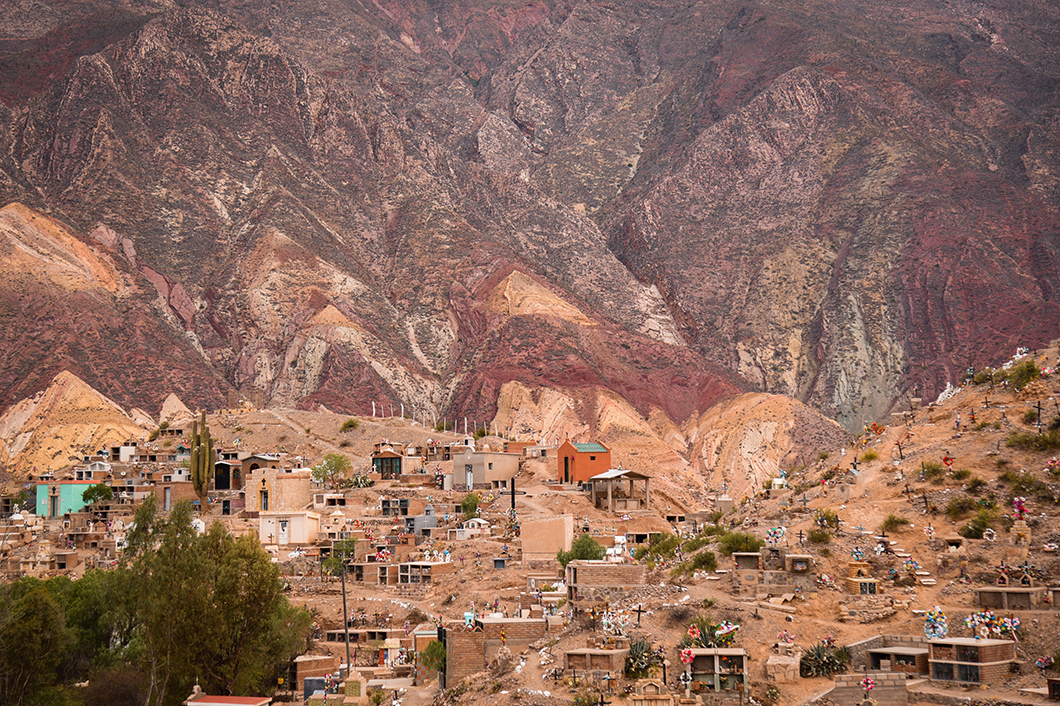 Découvrir Tilcara dans la Quebrada de Humahuaca