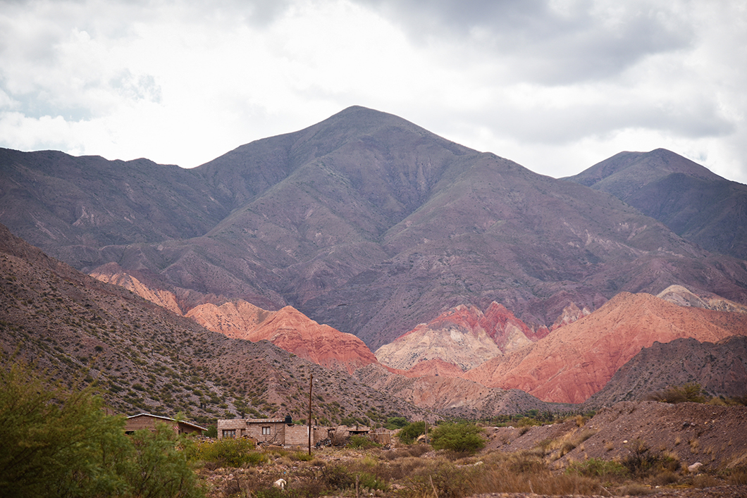 Roadtrip dans la Quebrada de Humahuaca