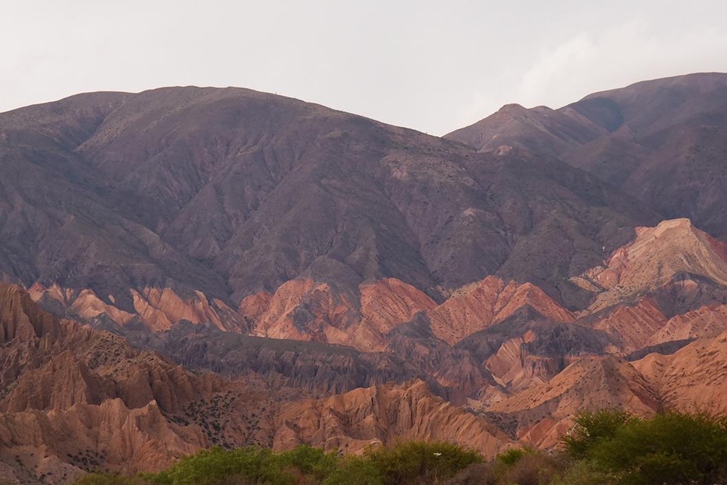Découvrir la Quebrada de Humahuaca près de Salta