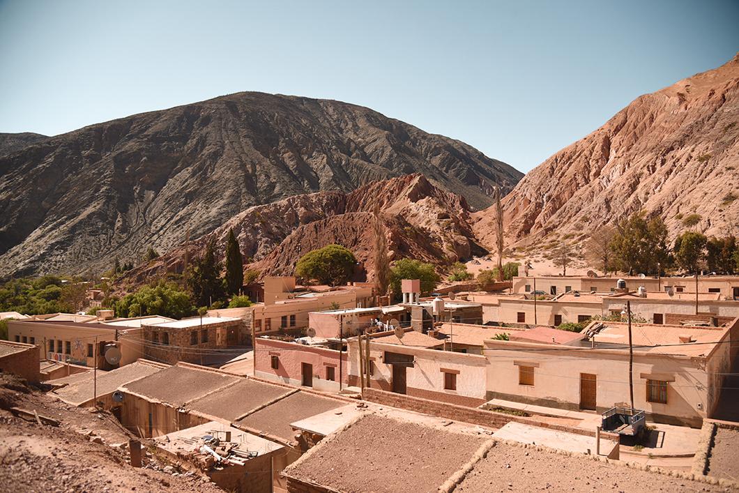 Le village de Purmamarca