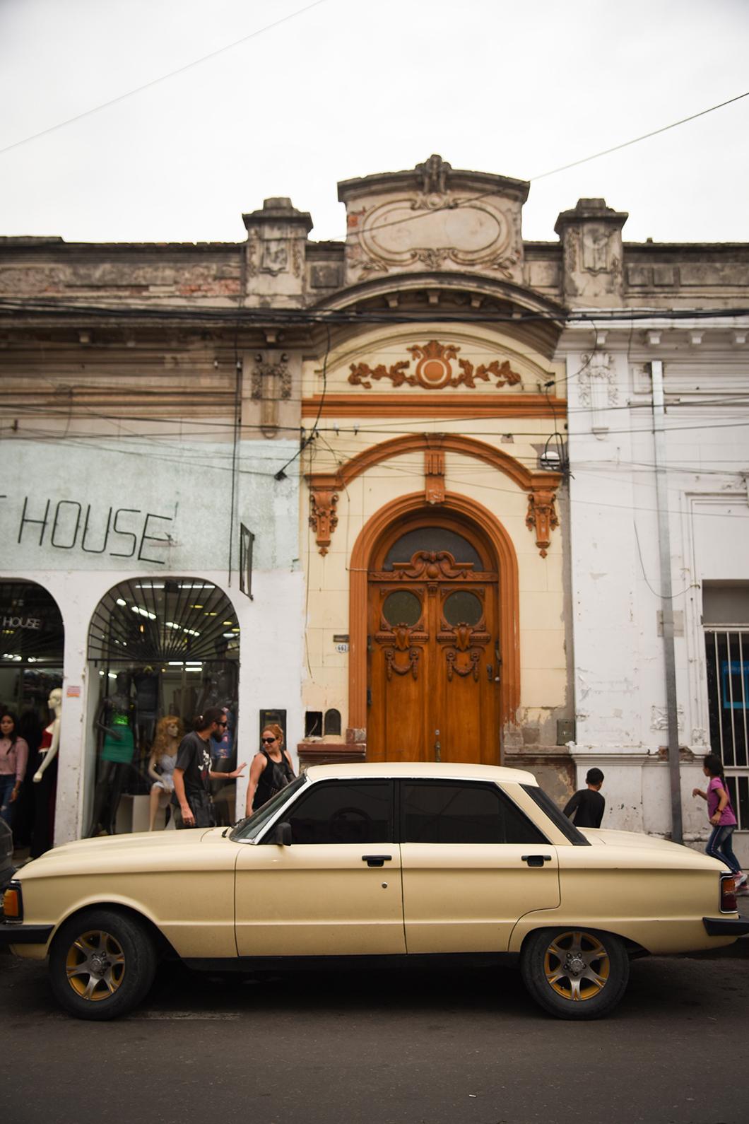 Ambiance latine à Salta