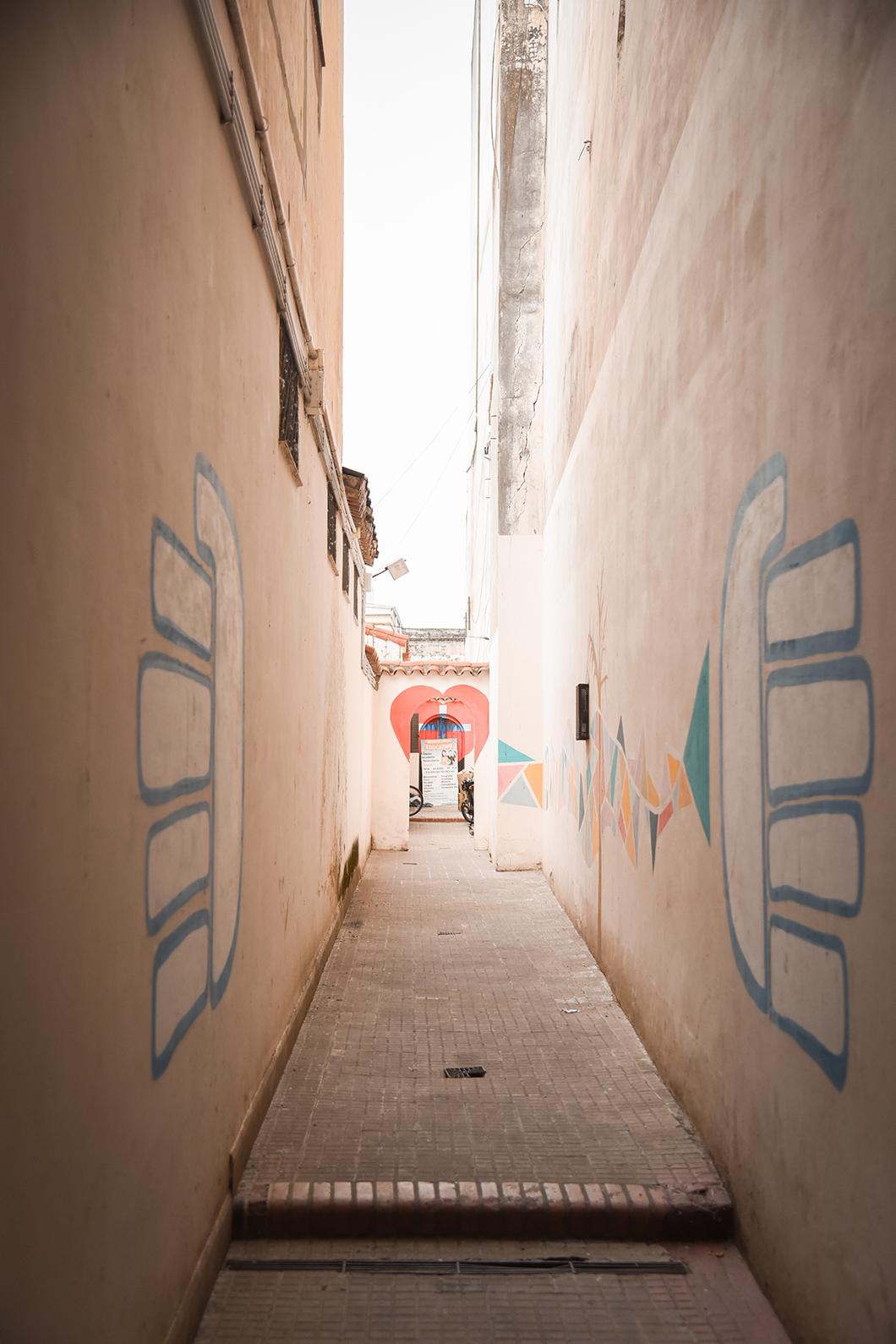 Street art à Salta