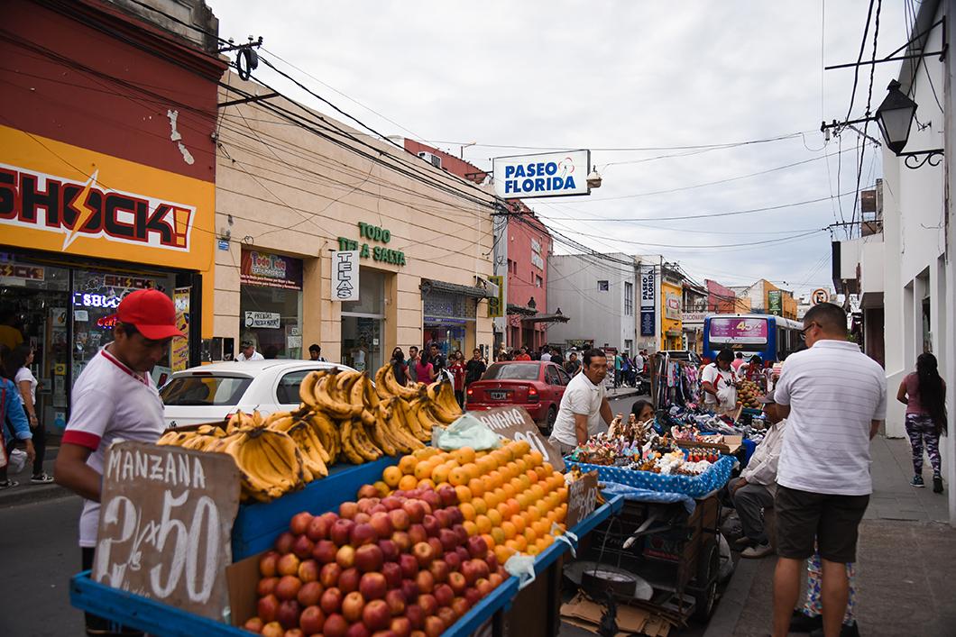 Les marchés de Salta