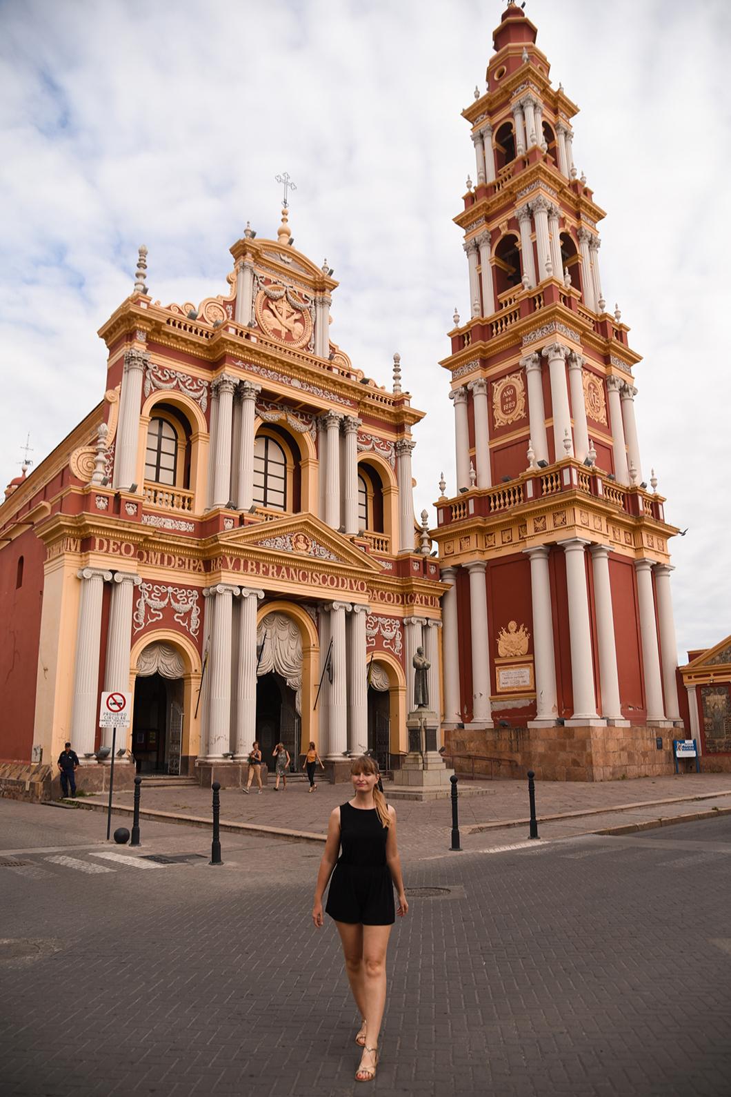 Les cathédrales de Salta