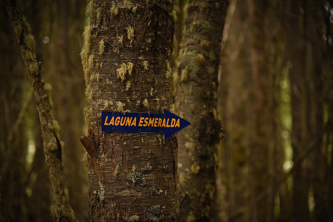 Balade à la Laguna Esmeralda