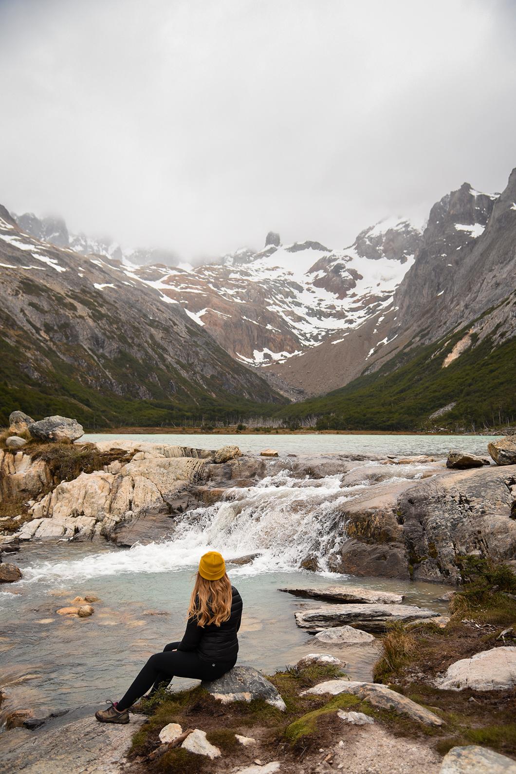 Aller à la Laguna Esmeralda en Patagonie argentine