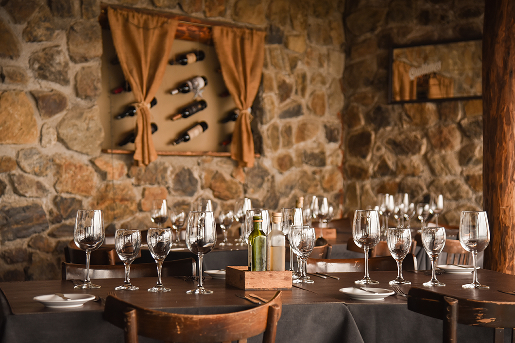 Manger au restaurant Kuar à Ushuaia