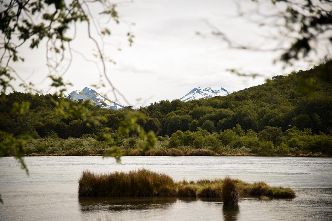 Les paysages du Parc National Terre de Feu