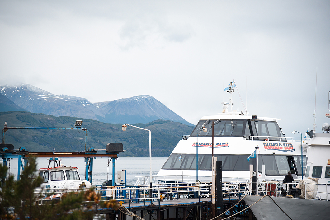 Excursion sur le Canal de Beagle à Ushuaia