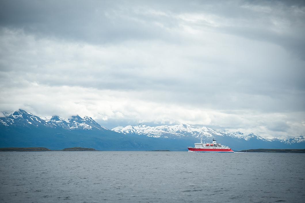 Visiter Ushuaia en bateau