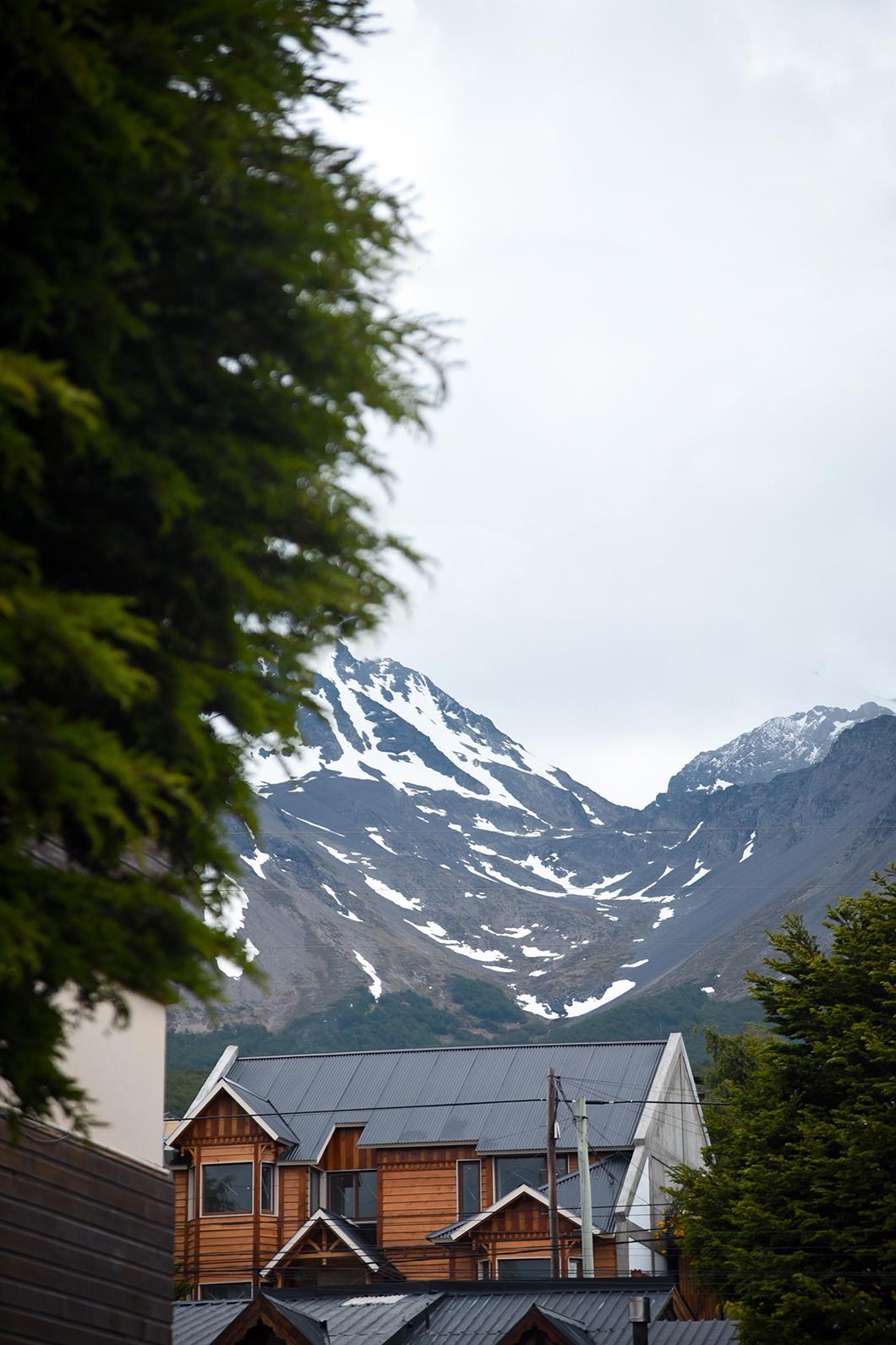 Ushuaia - Voyage en Argentine