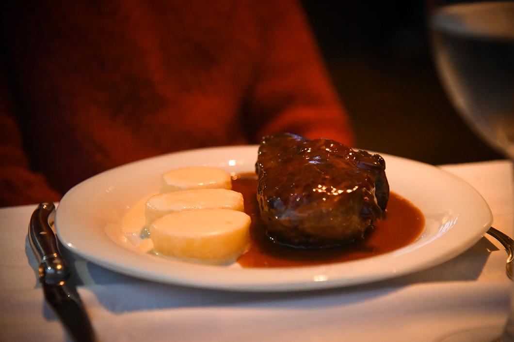 Repas au Kaupe à Ushuaia