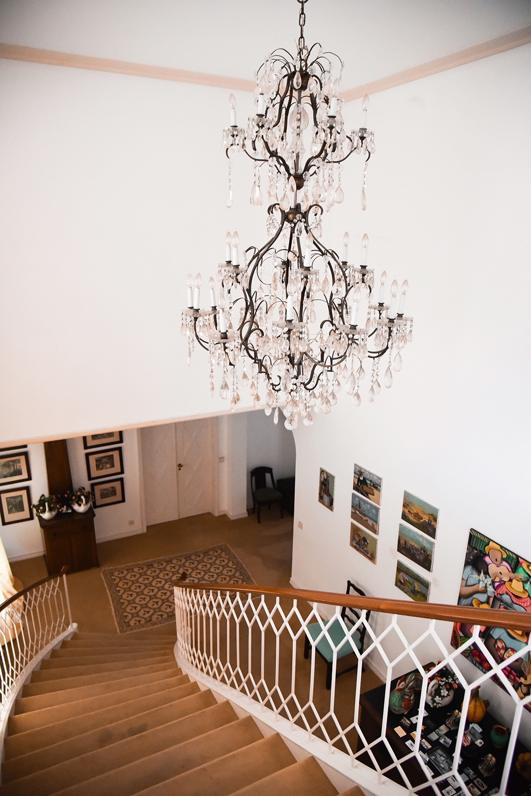 Notre airbnb à Sao Miguel dans les Açores