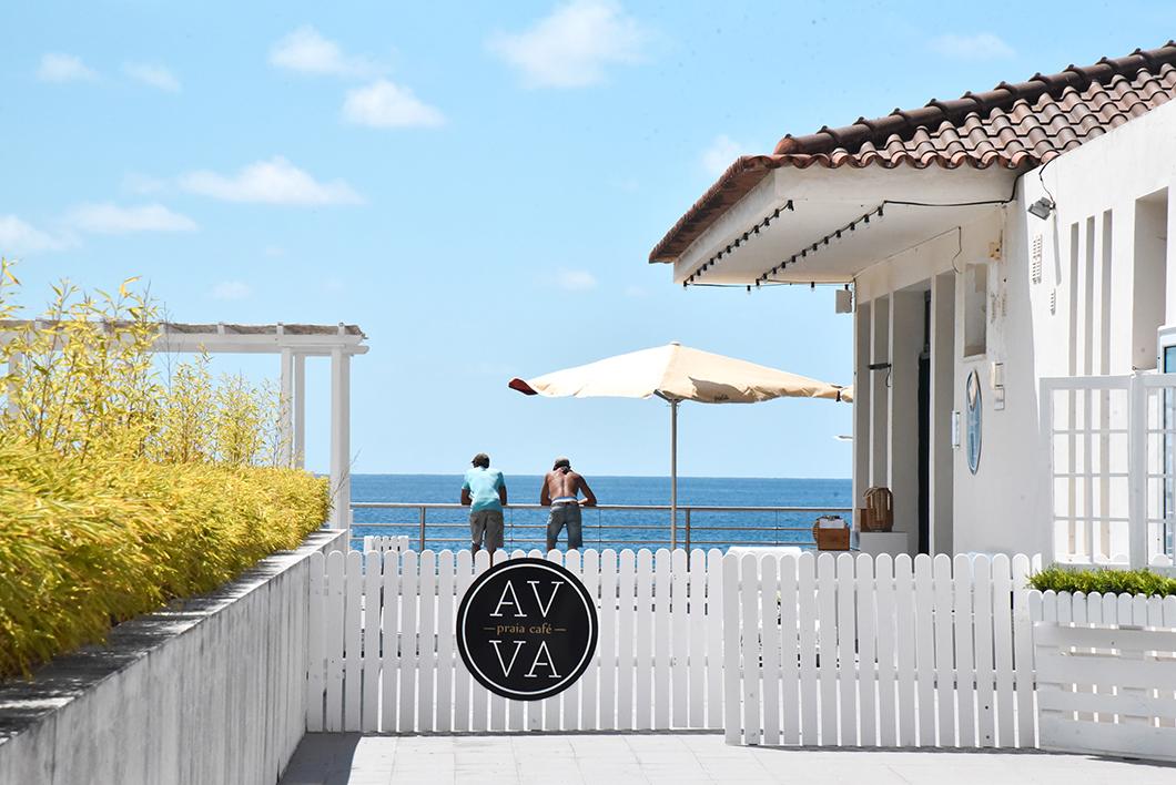 AV VA Praia Café , top des restaurants à Vila Franca do Campo à Sao Miguel dans les Açores