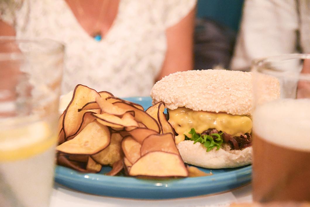 Restaurant Supléxio à Ponta Delgada sur l'île de Sao Miguel dans les Açores