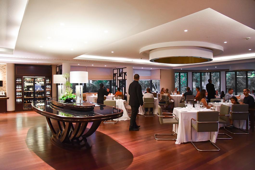 Où manger à Furnas dans les Açores ? Le Terra Nostra