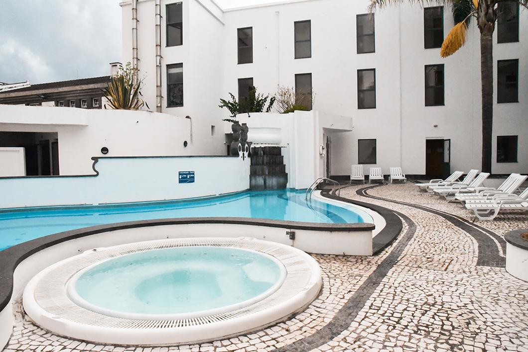 Logement à Sao Miguel, Hôtel do Mar à Povoação