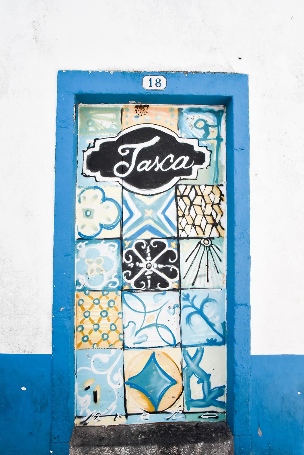 A Tasca, le meilleur restaurant de l'île de Sao Miguel dans les Açores