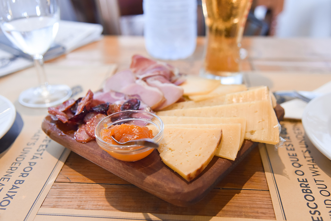 Où manger à Ponta Delgada ? A Tasca, cuisine traditionnelle