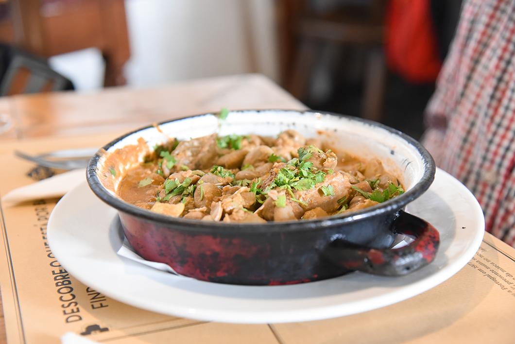 Où manger à à Sao Miguel dans les Açores ? A Tasca, cuisine portugaise
