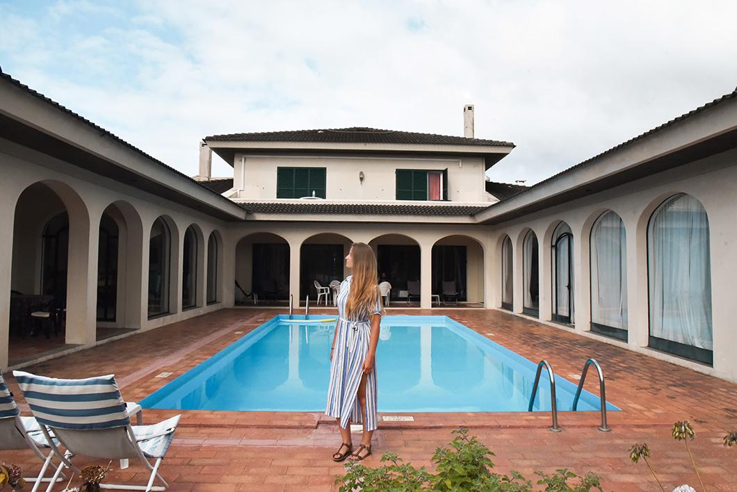 Où loger à Ponta Delgada ? Notre airbnb avec piscine