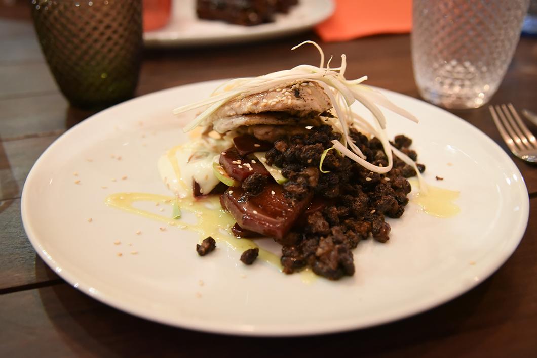 Où manger sur l'île de Faial ? l'incontournable Gastro bar Príncipe