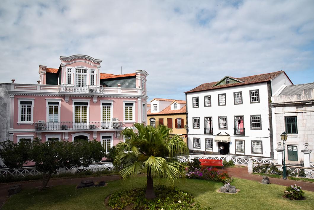 Visiter Horta sur l'île de Faial