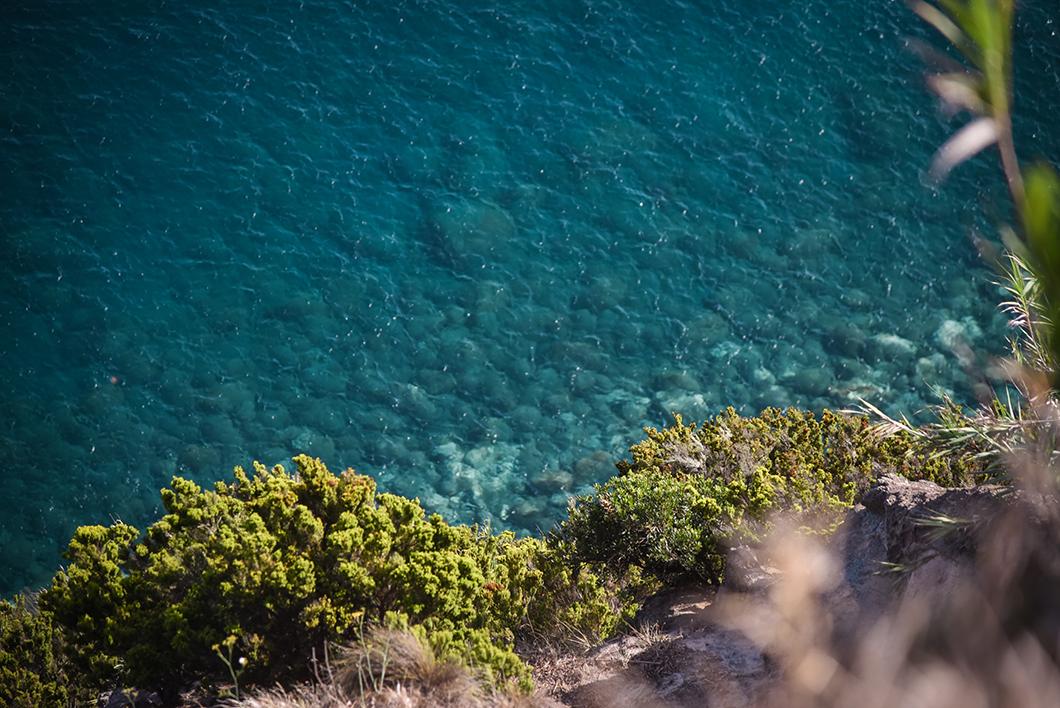 Les beaux paysages de Faial