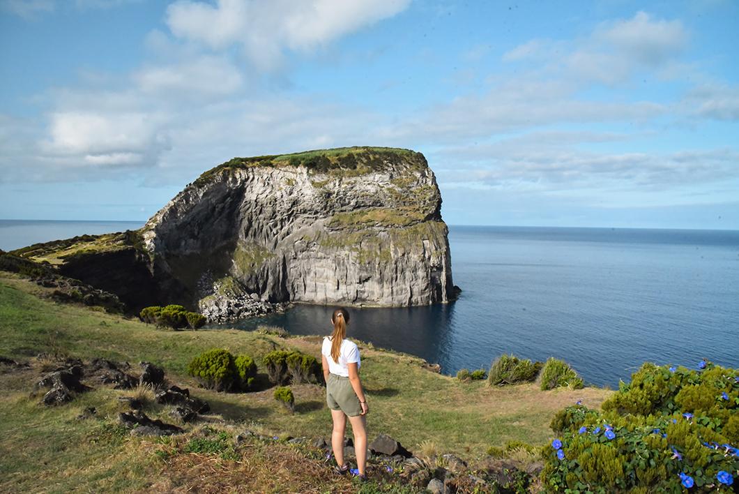 Top des randonnées dans les Açores, le Morro de Castelo Branco