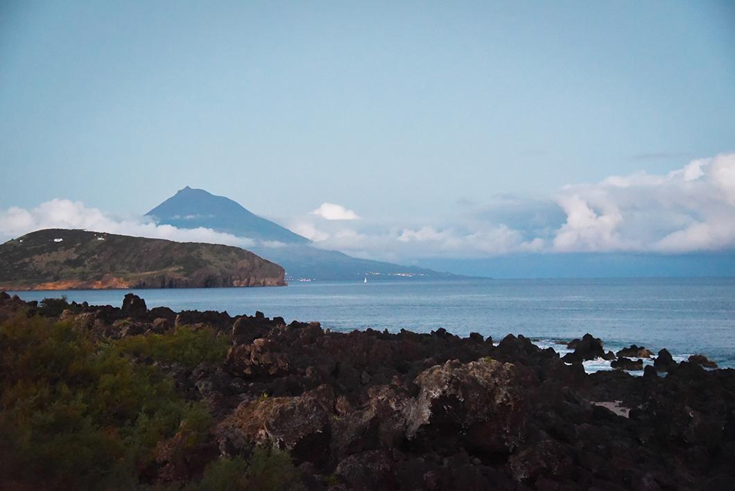 Où observer le Pico dans les Açores ? Depuis l'île de Faial