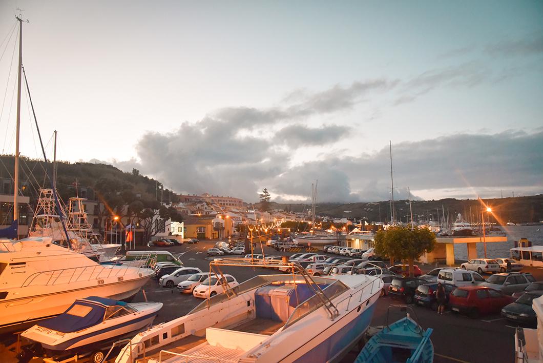 Découvrir la ville de Horta à Faial
