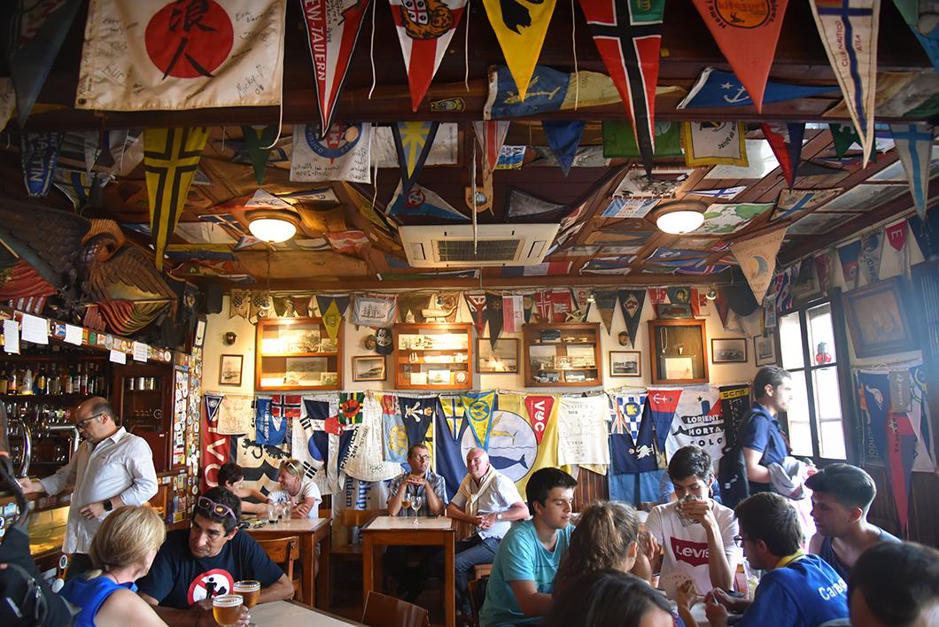 Peter Café Sport, restaurant incontournable à Faial dans les Açores