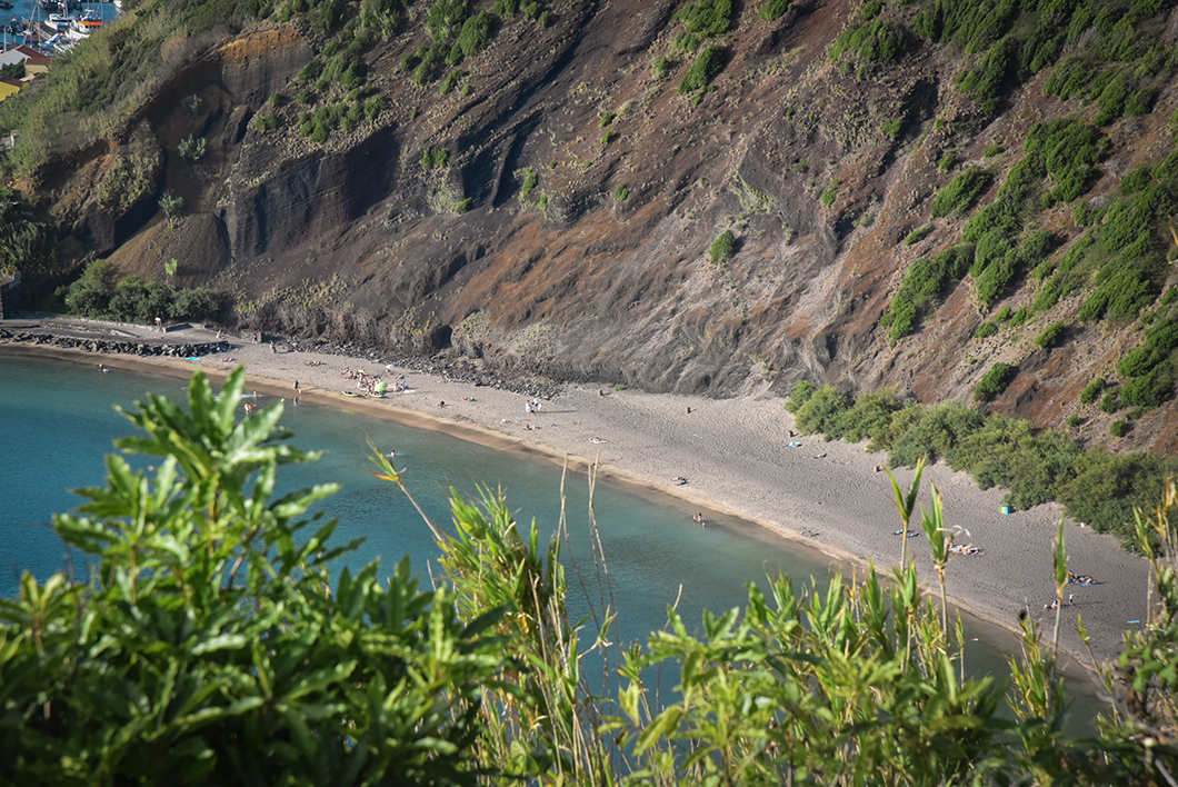 Top des points de vue dans les Açores, la Monte da Guia à Faial