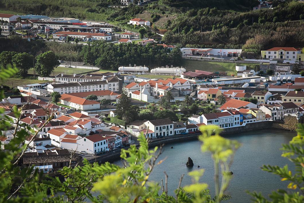 Monte da Guia, point de vue incontournables dans les Açores au Portugal