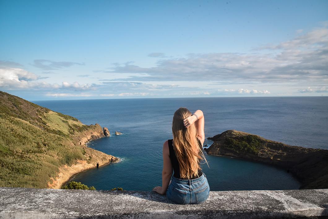 Point de vue depuis la Monte da Guia
