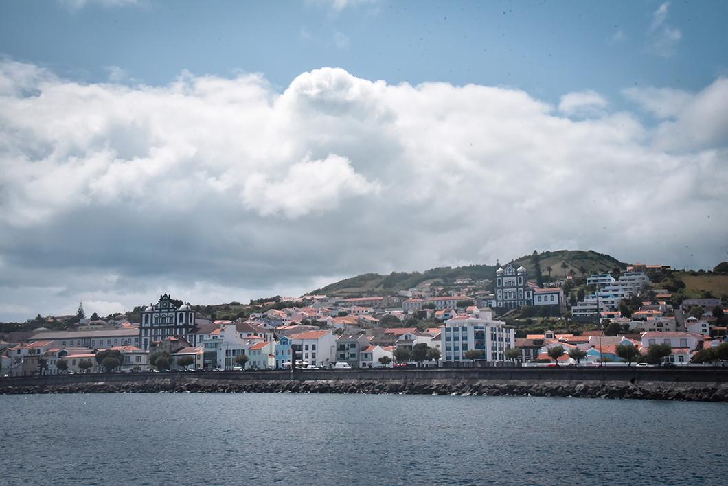 comment accéder à l'île de Faial dans les Açores ?