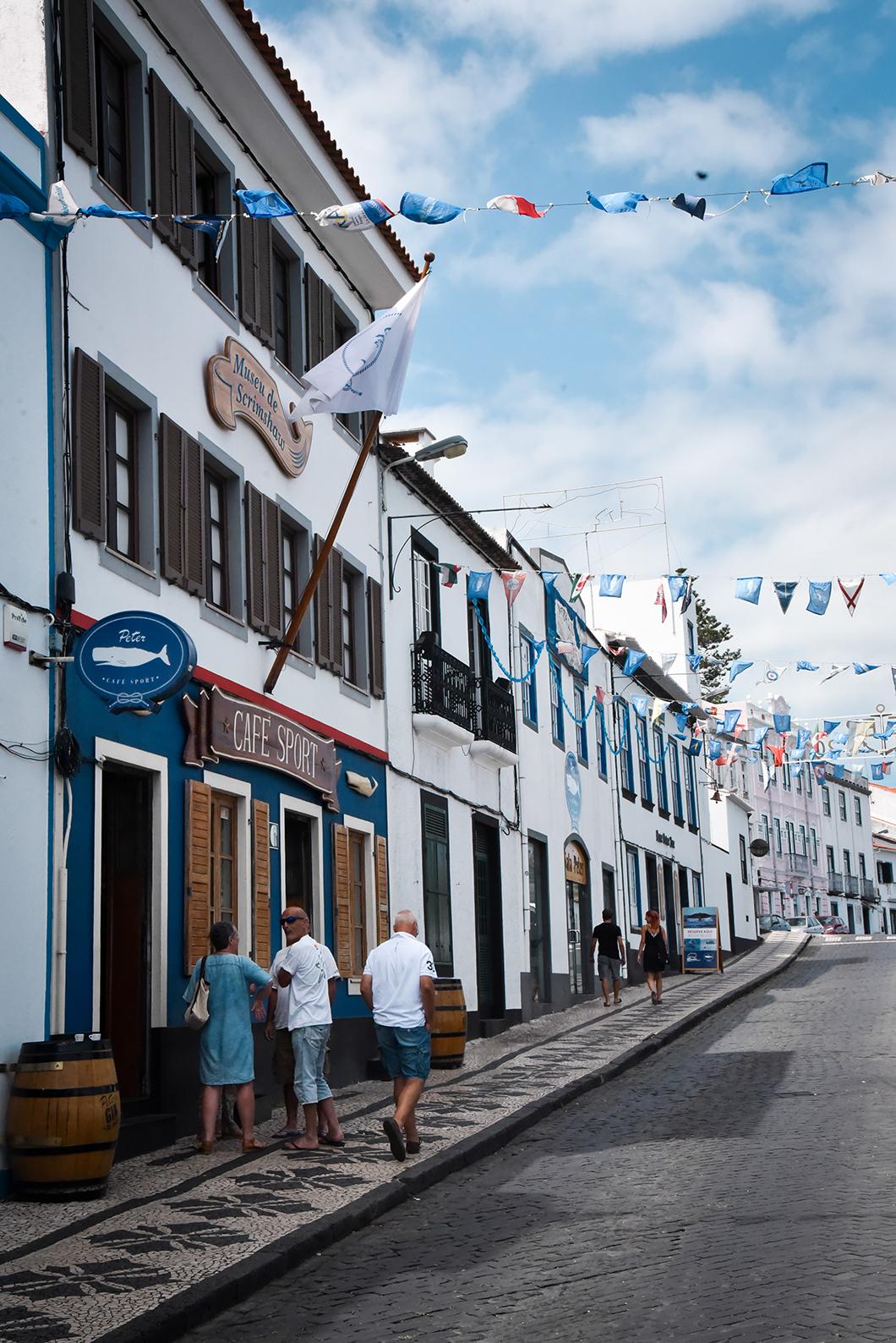 Visiter Faial dans les Açores