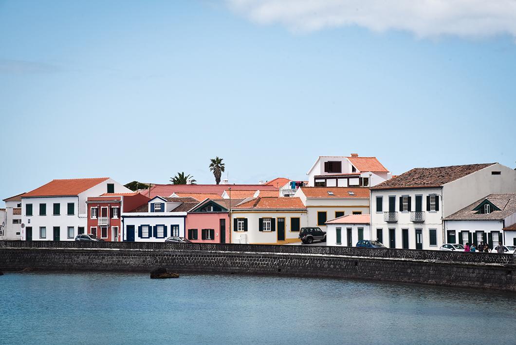 Visiter la ville de Horta dans les Açores