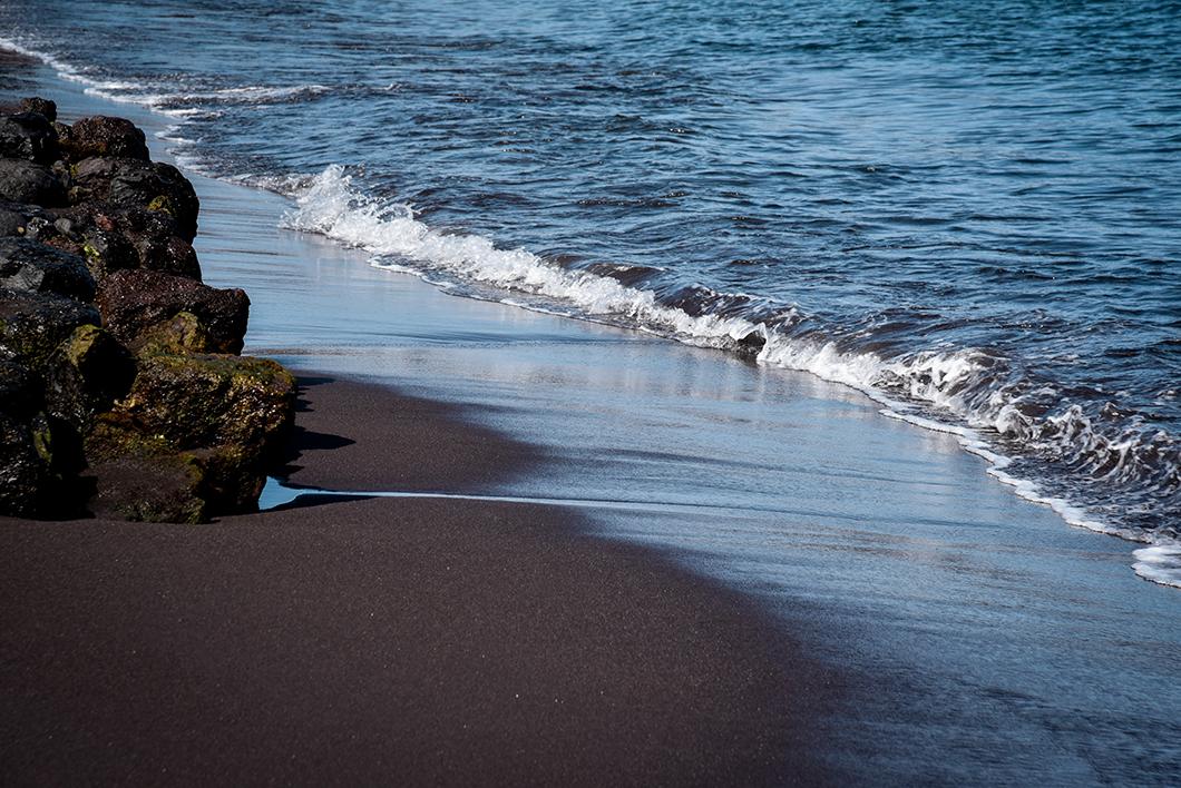 Praia de Almoxarife, plages à ne pas louper sur l'Île de Faial