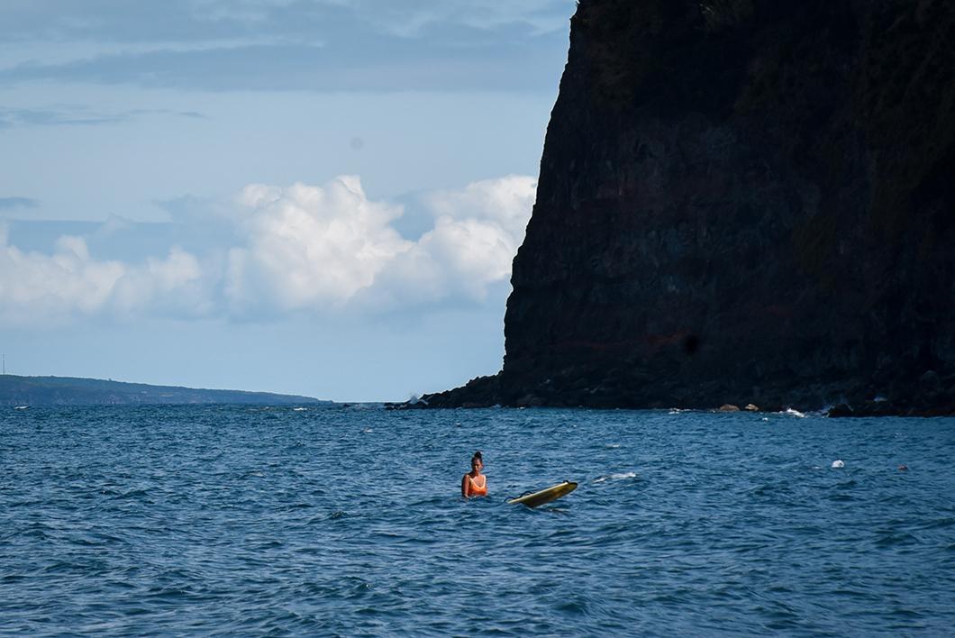 Praia de Almoxarife, les plus belles plages des Açores