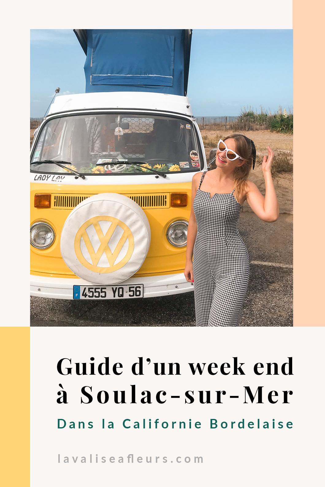 Guide d'un week end à Soulac-sur-Mer dans la Californie Bordelaise
